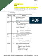 Staad Design Parameter
