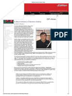 EEdition Journal of System Safety