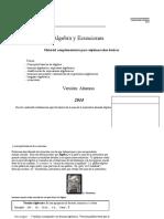 Cuadernillo Matematica Segundo Semestre