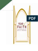 Year of Faith Novena
