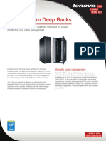 42UDeep Dynamic Rack