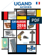 catalogue lugan d'aciers 2016