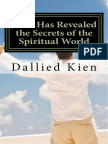 Jesus Has Revealed the Secrets of the Spiritual World