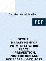 6 Gender Sensitivity