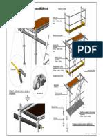 Detalle y Despiece Sistema MultiFront