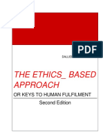 The Ethics_based Approach or Keys of Human Fulfiment Second Edition