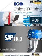 SAP Goal of Financial Accounting Controlling(FICO) Principle