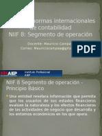 01. Niif 8 Segmento de Operacion