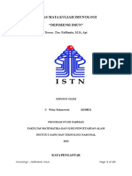 Makalah Defisiensi Imun - (10330031) Witry Rahmawati