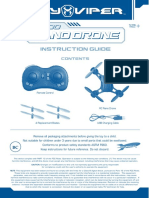 NanoDrone Manual
