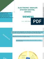 Electronic Wahler System Digital (Ewsd)