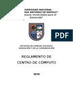 Reglamento CC FCSEC