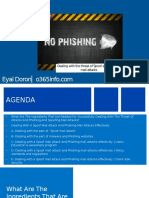 Dealing With the Threat of Spoof and Phishing Mail Attacks - Part 6#9