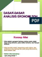 pengantar Valuasi Ekonomi prof suprtman 1