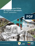 Instructivo Para Fichas de Registro Bienes Inmuebles