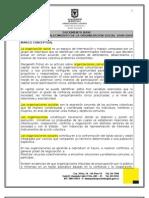 Documento Base Proceso de Fortalecimiento 2008-2009