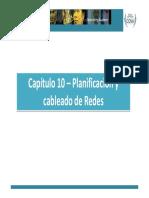 t10 - Planificacion y Cableado