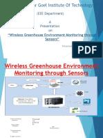 wirelessgreenhouseenvironmentmonitoringthroughsensors-140511034410-phpapp01