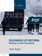 Dilemmas of Reform