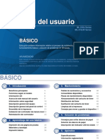 Printer Samsung ML-2165WXAA User's Manual (Ver.1.0) (Spanish)