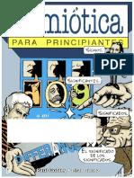 Semiotica Para Principiantes - Paul Cobley - Arquilibros