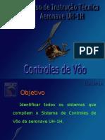 Controles de Vôo