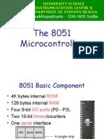 17738066 the 8051 Micro Controller