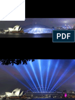 Sydney Harbour Lights Pps