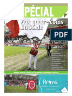 "Supplement de L'Union ""Stade de Reims"""