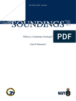 Soundings 1 - Hattendorf - What is a Maritime Strategy.pdf