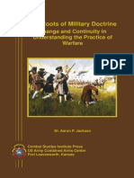 Roots of Military Doctrine