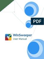 WinSweeper User Guide