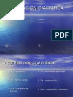 ACENTUACION_DIACRITICA