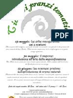 Vol Anti No  pranzi tematici ERBE-SAPONI-CREME 2010