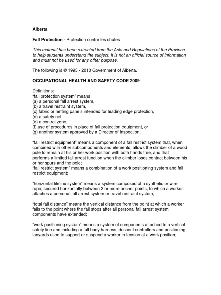 AfP   Safety   Occupational Safety And Health