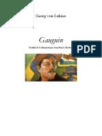 Georg Lukács. Gauguin