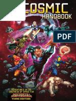 Mutants&Masterminds Cosmic Handbook