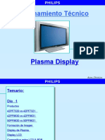 Curso Plasma vs LCD - Philips 2006