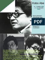 Kobo Abe Femeia Nisipurilor