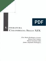 """Publicación """"Estrella Nacional"""" siglo XIX en Colombia"""