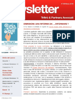 Newsletter T&P N°99