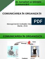 Comunicarea organizațională, cei 7 C