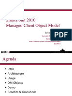 Share Point Client Object Model