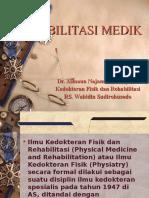 Dasar Terapi Rehabilitasi Medik