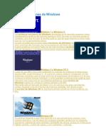 Sistemas Operativos y Sus Versiones