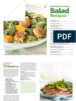 EatingWell Salad Recipes Cookbook