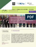 Junio 2015 PLA Colección Sur-Sur Br Strong Neorrealismo Político vs Multilateralismo Democrático Las Organizaciones Alternativas ALBA-TCP y La Organización de Cooperación de Shanghai Strong 487