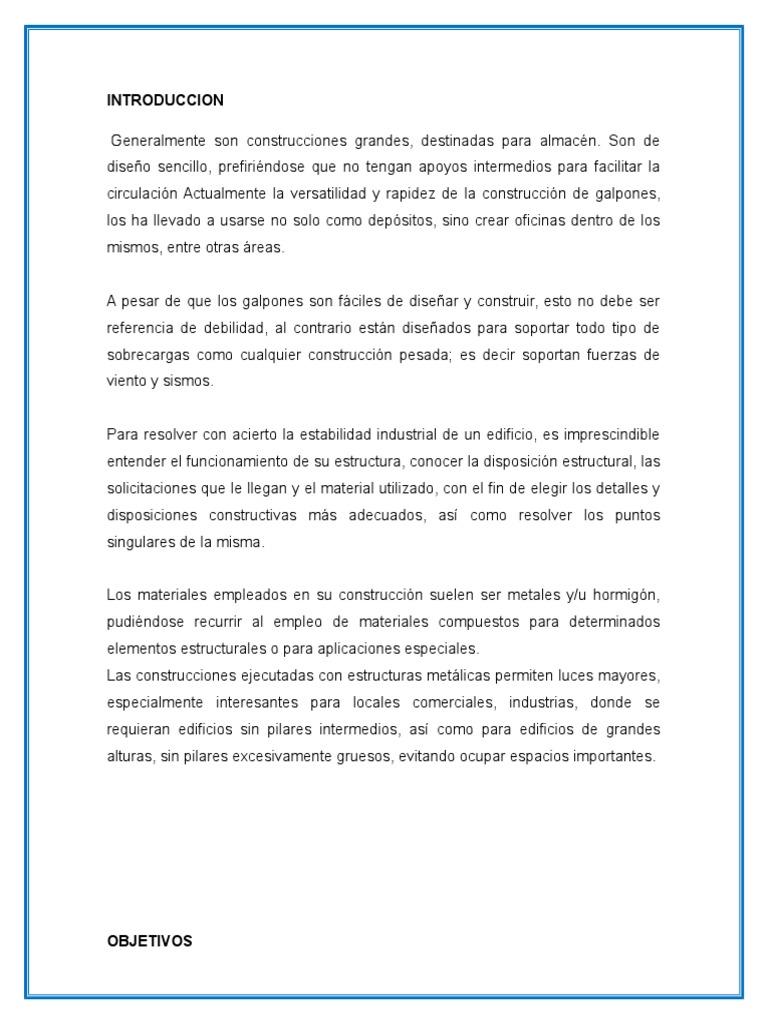 Diseño de Galpones Acero y Madera 5924423c697