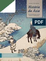 Livro - História Da Ásia - Emiliano Unzer Macedo