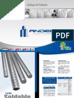 Catálogo de Productos Andec